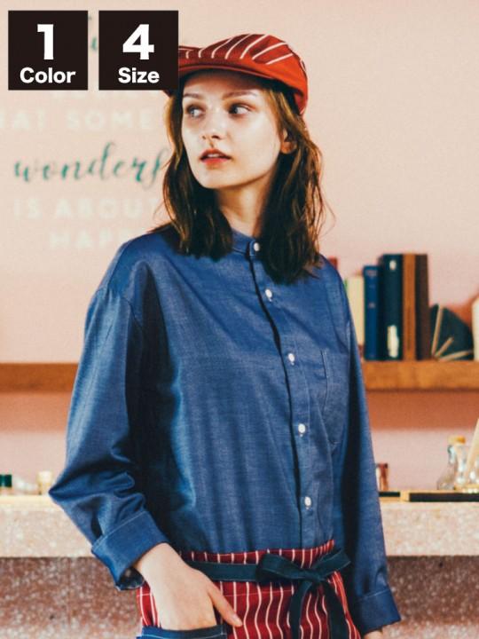 BW2503 ワイドシャツ(長袖)