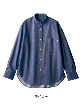 BW2503 ワイドシャツ(長袖) カラー一覧