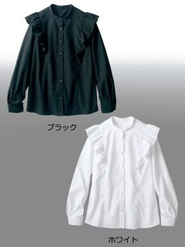 BW2001 ブラウス(長袖) カラー一覧