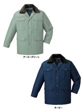 JC-9500 防寒コート(フード付き)カラー一覧
