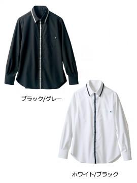 BW2502 シャツ(長袖) カラー一覧
