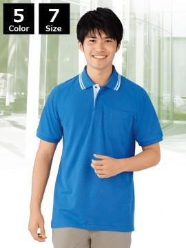 JC-24454 半袖ポロシャツ