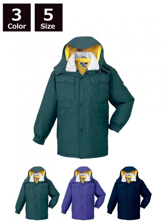 防水防寒コート(フード付き)