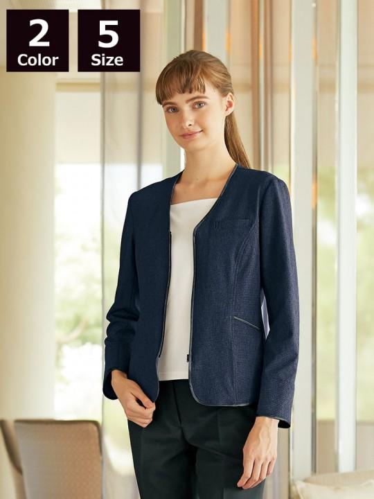 CKBR1102 ニットジャケット(長袖)