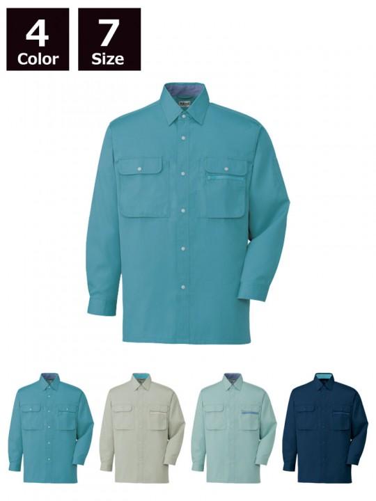 JC-44104 製品制電長袖シャツ