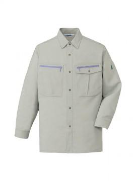 JC-45904 ストレッチ長袖シャツ