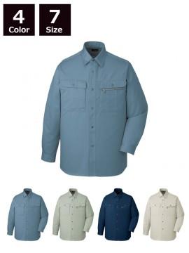 長袖シャツ(年間定番生地使用)