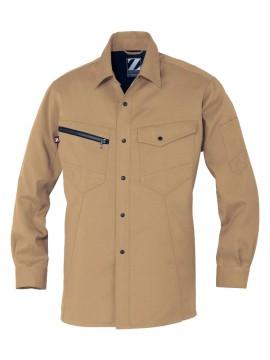 JC-75304 製品制電長袖シャツ