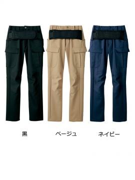 FPB74120 腰ケアパンツ(腰部サポートベルト付き) カラー一覧