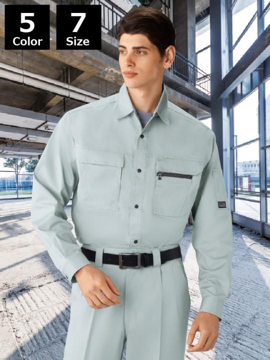 JC-46204 長袖シャツ
