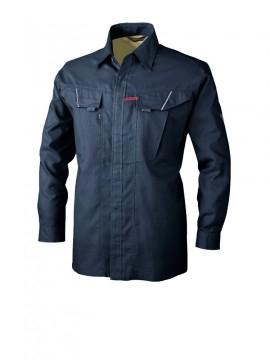 XB7563 長袖シャツ 拡大図
