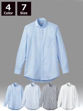 BM-FB4559U ワイドカラーニット長袖シャツ 商品一覧