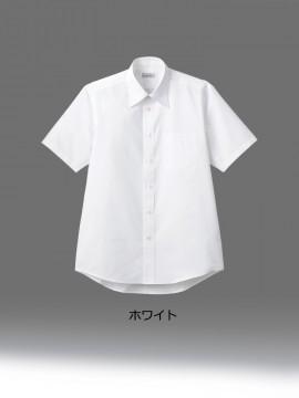 BM-FB4562U ユニセックス半袖シャツ カラー一覧 ホワイト
