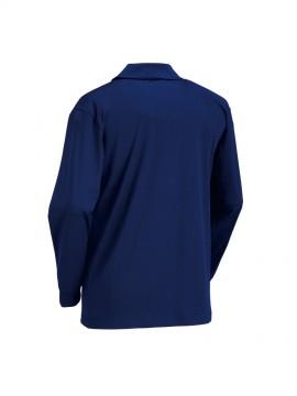 KU-25472 長袖ポロシャツ 機能1