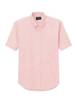JC43654 形態安定半袖シャツ