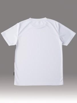 PBR920 リサイクルポリエステル Tシャツ バックスタイル