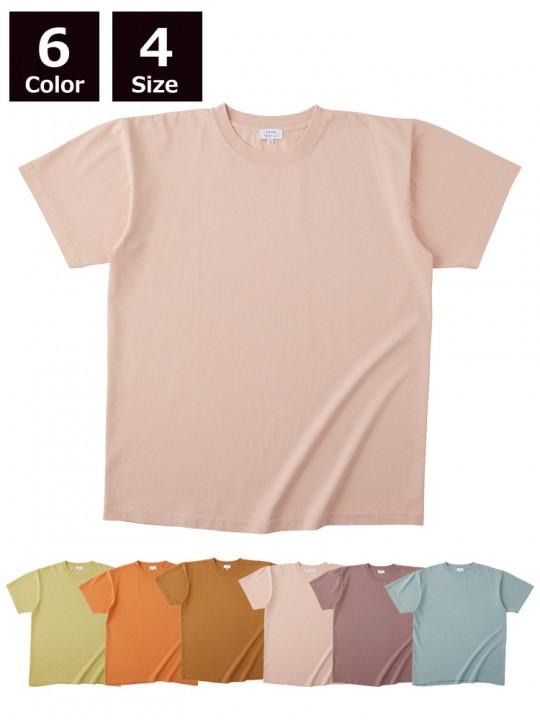 6.2oz フードテキスタイルTシャツ