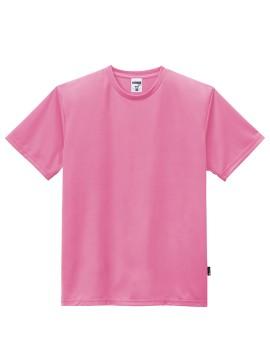 BM-MS1154 4.3オンスドライTシャツ(ポリジン加工)