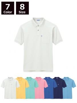 JC-46624 エコ半袖ポロシャツ