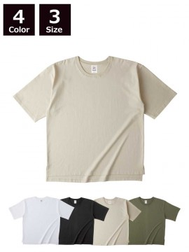 OE1401 オープンエンド マックスウェイトメンズオーバーTシャツ