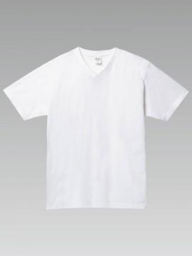 WE-00108-VCT 5.6オンス ヘビーウェイト VネックTシャツ 拡大画像