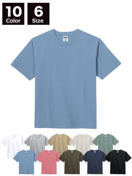 BM-MS1156 10.2オンススーパーヘビーウェイトTシャツ