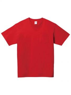WE-00109-PCT 5.6オンス ヘビーウェイト ポケットTシャツ 拡大画像