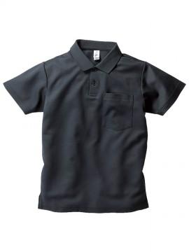 APP260 ポケット付き アクティブ ポロシャツ 拡大
