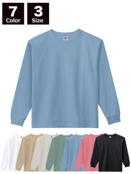 BM-MS1608 10.2オンススーパーヘビーウェイトロングスリーブTシャツ