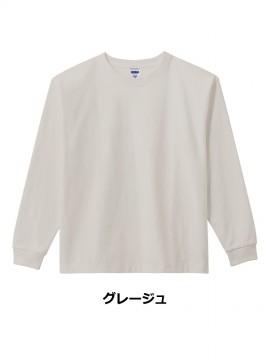 10.2オンススーパーヘビーウェイトロングスリーブTシャツ