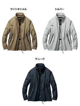 BUR AC1111 エアークラフトジャケット(ユニセックス) カラー一覧
