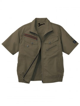 JC-54040 空調服半袖ブルゾン
