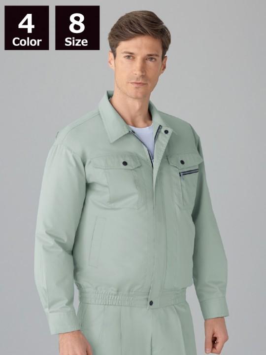 空調服長袖ブルゾン