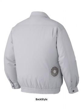 JC-87050 空調服長袖ジャケット バックスタイル