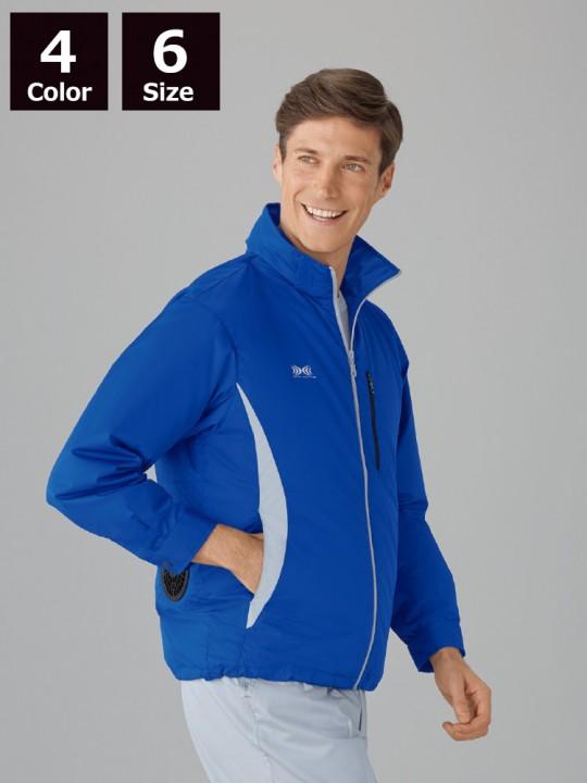フード付きポリエステル製空調服
