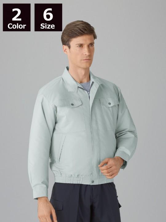 綿・ポリ混紡静電空調服