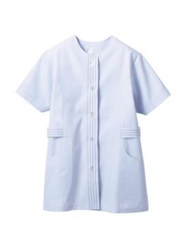 CK-1076 調理衣(半袖) 拡大画像