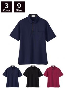 BM-FB4554U ユニセックス ポロシャツ