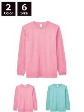 BM-MS1607 6.2オンスヘビーウェイトロングスリーブTシャツ(カラー)