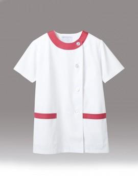 CK-1094 調理衣(半袖) 拡大画像