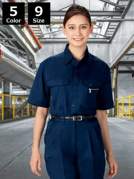 エコ3バリュー半袖シャツ