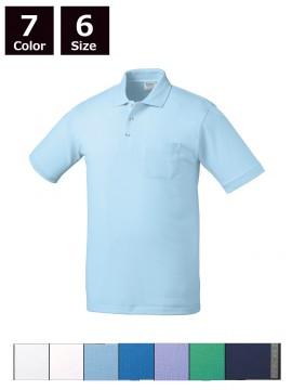 KU-26982 半袖ポロシャツ