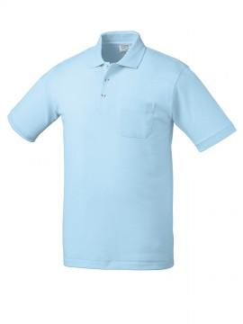 KU-26982 半袖ポロシャツ 拡大画像