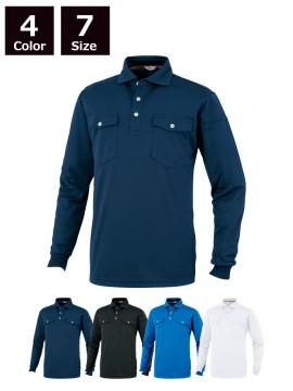 OD-14404 長袖ポロシャツ