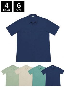 製品制電半袖シャツ