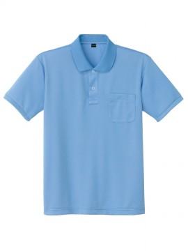 JC-85814 吸汗速乾半袖ポロシャツ