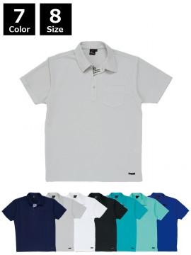 JC-85214 吸汗速乾半袖ポロシャツ