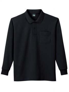 JC-84904 抗菌消臭長袖ポロシャツ