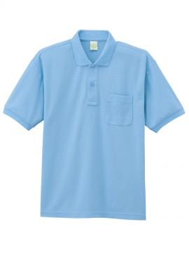 JC-85254 エコ製品制電半袖ポロシャツ