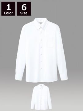 ARB-EP7919 ニットシャツボタンダウン(男女兼用・長袖)